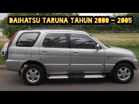 Info Harga Mobil Bekas Daihatsu Taruna Th 2000 2005 Youtube