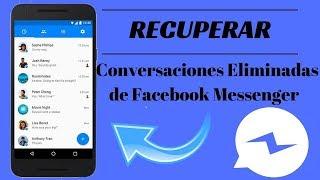 Recuperar Mensajes Borrados De Messenger 2018 (SUSCRIBANSE). thumbnail
