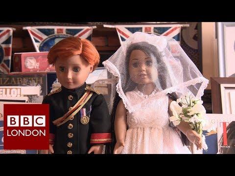 The 74-year-old royal superfan – BBC London News