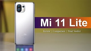 Xiaomi Mi 11 Lite - Official Look |  Review | Specifications