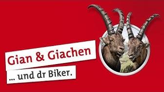 "Steinbock Spot ""Mountain Bike"""