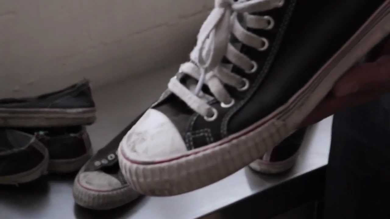 22d8f659528758 Authentic American Style  Aly on PF Flyers - YouTube