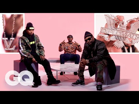 Dipset Show Off Their Insane Jewelry Collection | GQ
