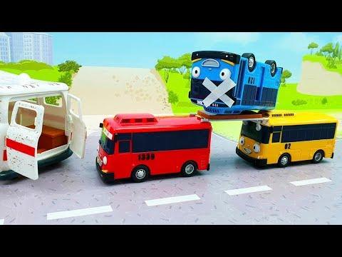 Мультики для детей с игрушками - Злой гриб. Игрушечные видео смотреть онлайн