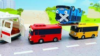 Мультики для детей с игрушками Злой гриб Игрушечные видео смотреть онлайн