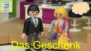 Playmobil Film Deutsch DAS GESCHENK ♡ Playmobil Geschichten