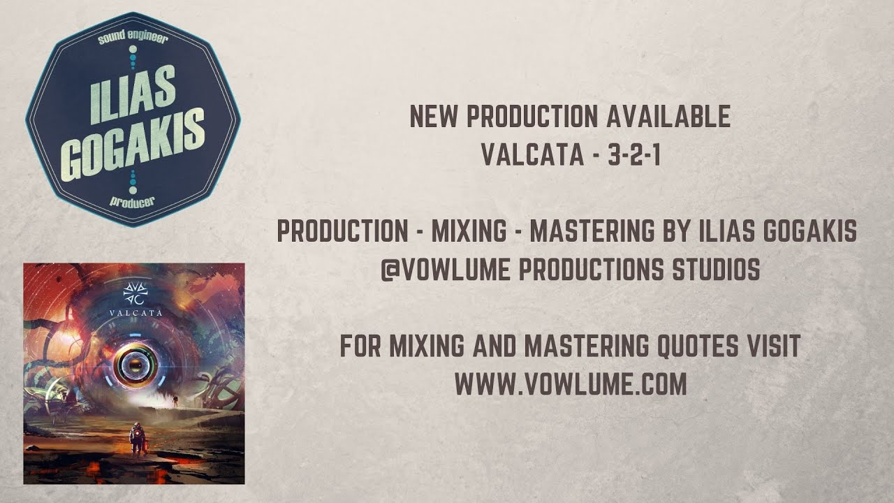 New Production | Valcata | 3-2-1