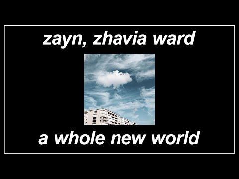 A Whole New World (End Title) [From Aladdin] - ZAYN, Zhavia Ward (Lyrics)