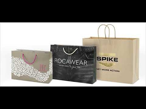 Customise Paper Bags Suppliers and Sourcing Service
