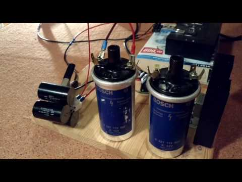 Simple One Wire Power Transmission