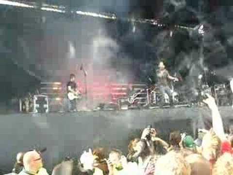 pendulum intro - Download Festival 2008
