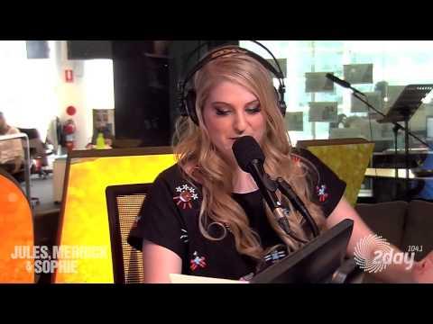 Meghan Trainor Covers Taylor Swift #SongSwap