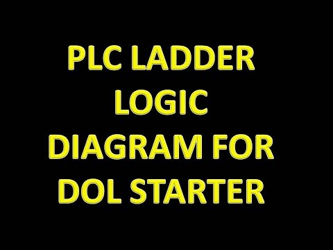 Dol starter in plc ladder logic hindi youtube dol starter in plc ladder logic hindi ccuart