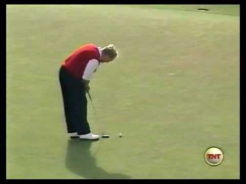 Jack Nicklaus 2005 British Open Farewell