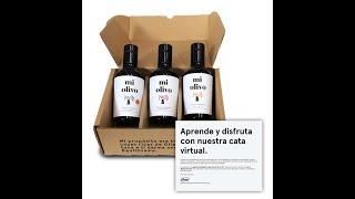 La Gran Kedada Rural - Cata de aceite ApadrinaunOlivo.org