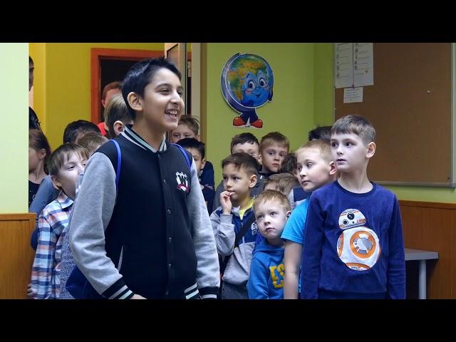 День защитника отечества в школе (колледже) Анны Муратовой