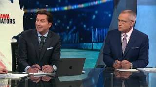NHL Tonight: Rookie impressions: Lawton and Reid discuss the play of the top rookies  Oct 12,  2018