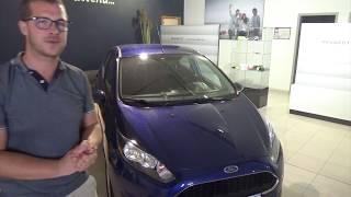 Ford Fiesta : Les occasions du lion Berbiguier