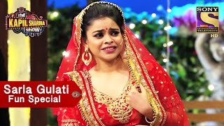 Sarla Gulati Fun Special - The Kapil Sharma Show