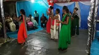 Pardh Ke Kalaam Dekhlo Dance Item In Fiji at Moto, Ba