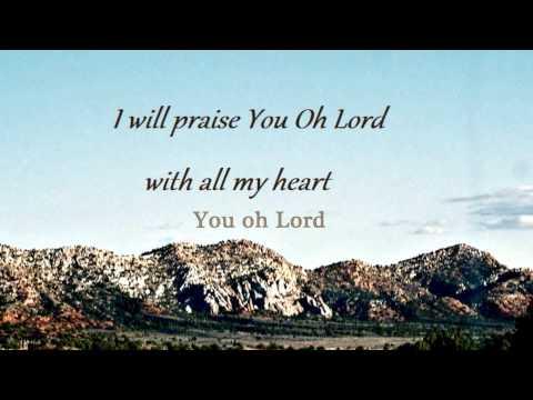 448 Psalm 9  (Brian Doerksen)