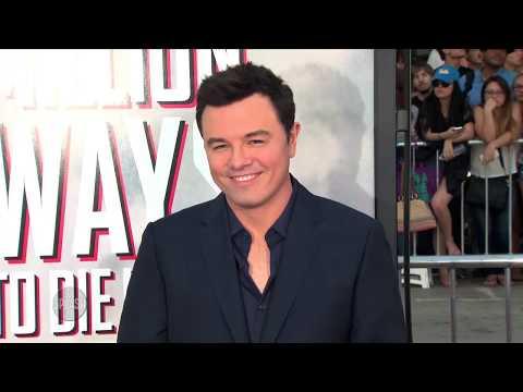 Seth MacFarlane thinks its hard to find Oscars host   Daily Celebrity News   Splash TV
