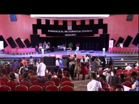 7TH MAY 2017 SECOND SERVICE WITH SENIOR PASTOR UMULISA LYDIA MASASU
