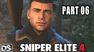 Sniper Elite 4 Gameplay German PS4 #6 - Mehr Action als Jackson - Let's Play Sniper Elite 4 Deutsch