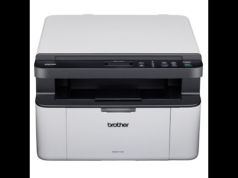 BROTHER DCP-1510 PRINTER DRIVER FREE