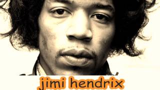beautiful people if 60s were 90s (remix)  j  hendrix vocal/guitars