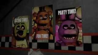 - Песня Фнаф 5 ночей с Фредди 1,2 суперовая анимация На английском Автор песни The Living