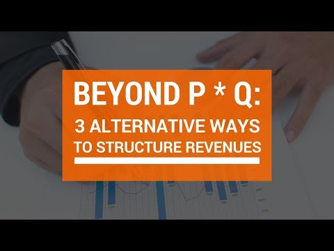 Better Profitability Cases: 3 Alternative Revenue Models To Impress In Case Interviews