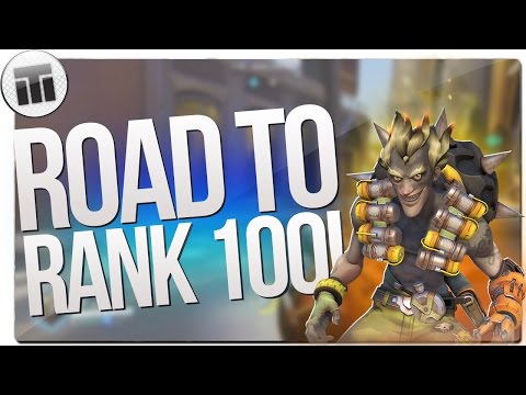The Start of Something Beautiful :: Overwatch: Road to Rank 100!