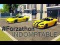 FH3 #Forzathon Indomptable Dodge VIPER SRT10 Edition Horizon + Jaguar XJ220 Edition Horizon