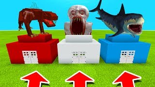 Minecraft PE : DO NOT CHOOSE THE WRONG SCP BASE! (SCP-1057, SCP-096 & SCP-939 )