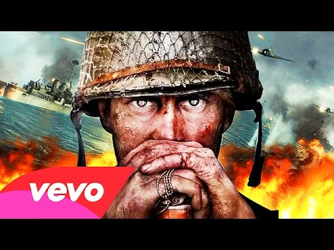 """Call Of Duty WW2 Song - """"Something Just Like This"""" Parody (Chainsmokers)"""