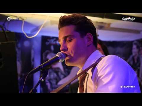 Douwe Bob & Eurovision Friends - Hey Jude | The Bar | ESC16