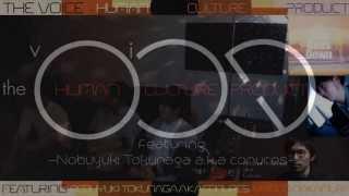C-les Stream presents [the voice] -Nobuyuki Tokunaga a.k.a Conures & Shingo Nakamura- 19.01.2014.