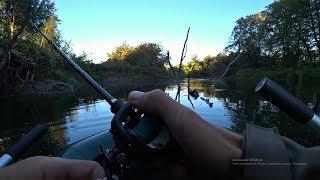 Не ожидал так быстро поймать щуку! Ловля щуки на воблер осенью. Рыбалка в сентябре.
