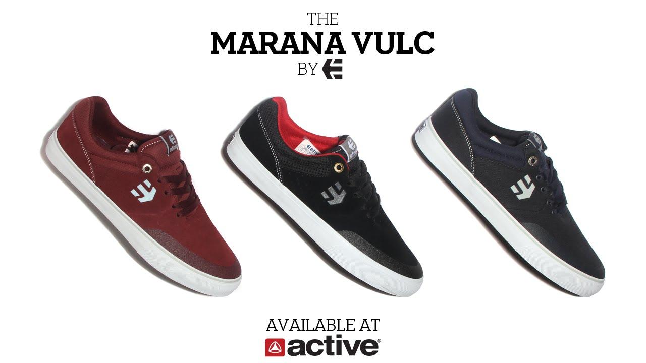 Etnies Marana Vulc Shoe Test | Active
