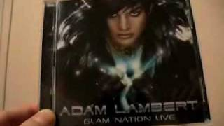 Adam Lambert - Glam Nation Live (CD + DVD)