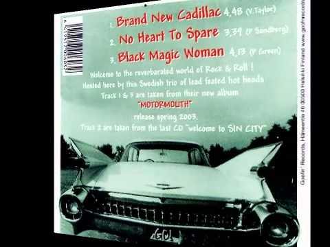 Go Getters - Black Magic Woman