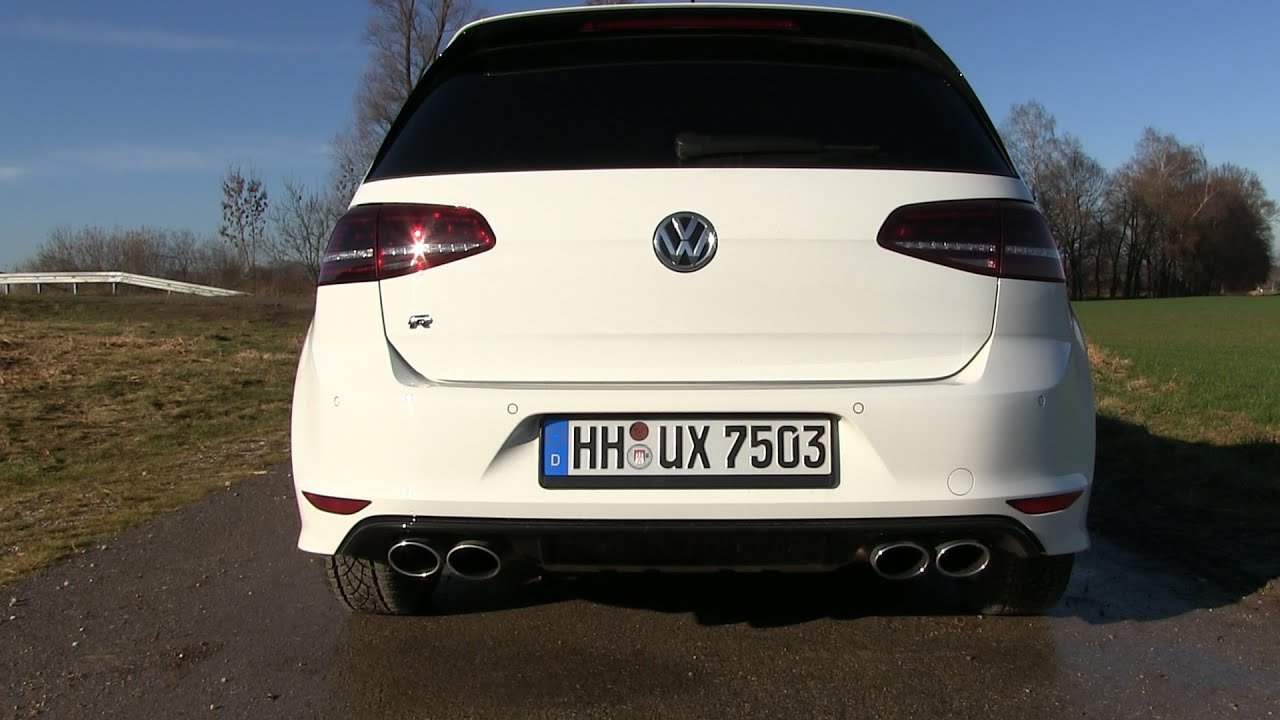 2015 vw golf 7 r 4motion 300 hp test drive youtube. Black Bedroom Furniture Sets. Home Design Ideas