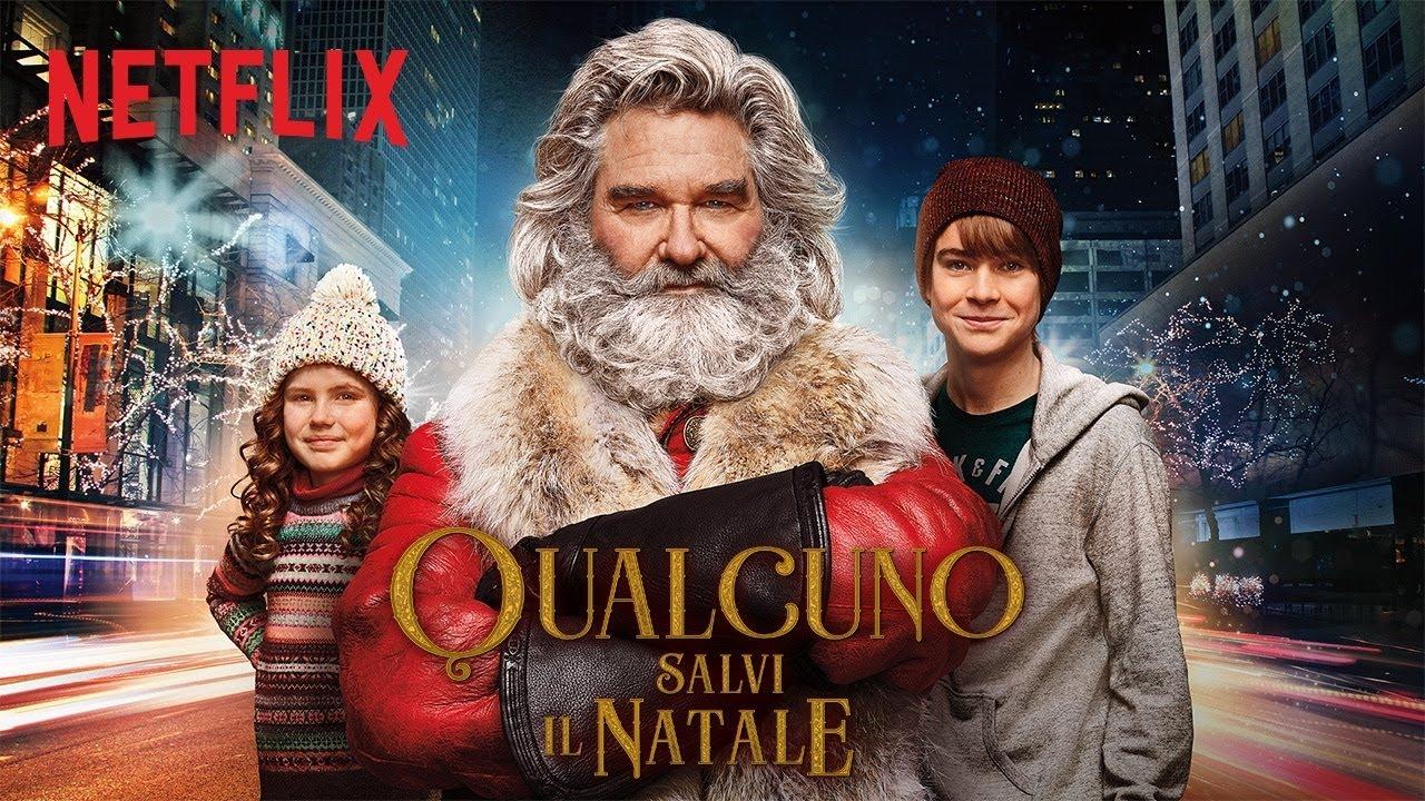 Il Calendario Di Natale Trailer.Qualcuno Salvi Il Natale Trailer Ufficiale Hd Netflix