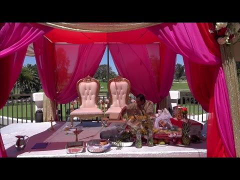 sindhu and vijay wedding