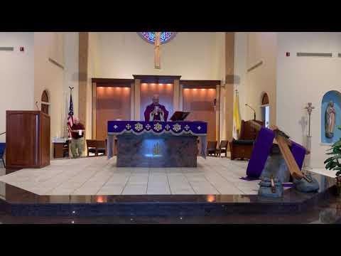 Daily Mass 3/26/2020