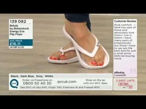 c2d85c2378f Foot model Sally from QVC in Birkenstocks