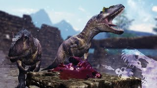 Download lagu Recode Generation 12 Dinosaur PreviewOmnivores Type H UtahTitanoboa The Isle Gameplay MP3