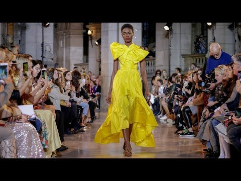 Talbot Runhof | Fall/Winter 2019/20 | Paris Fashion Week