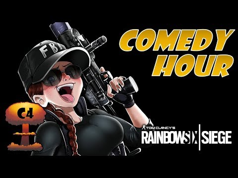 Rainbow Six Siege Comedy Hour 214 Blood Orchid  Whale Hunt with Errorr55 and Marine_240